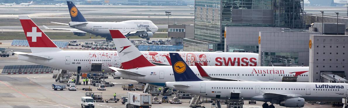 Flüge Von Frankfurt Nach Las Vegas