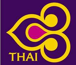 Thai Airways nach Thailand